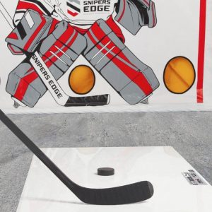 hockey shooting pad